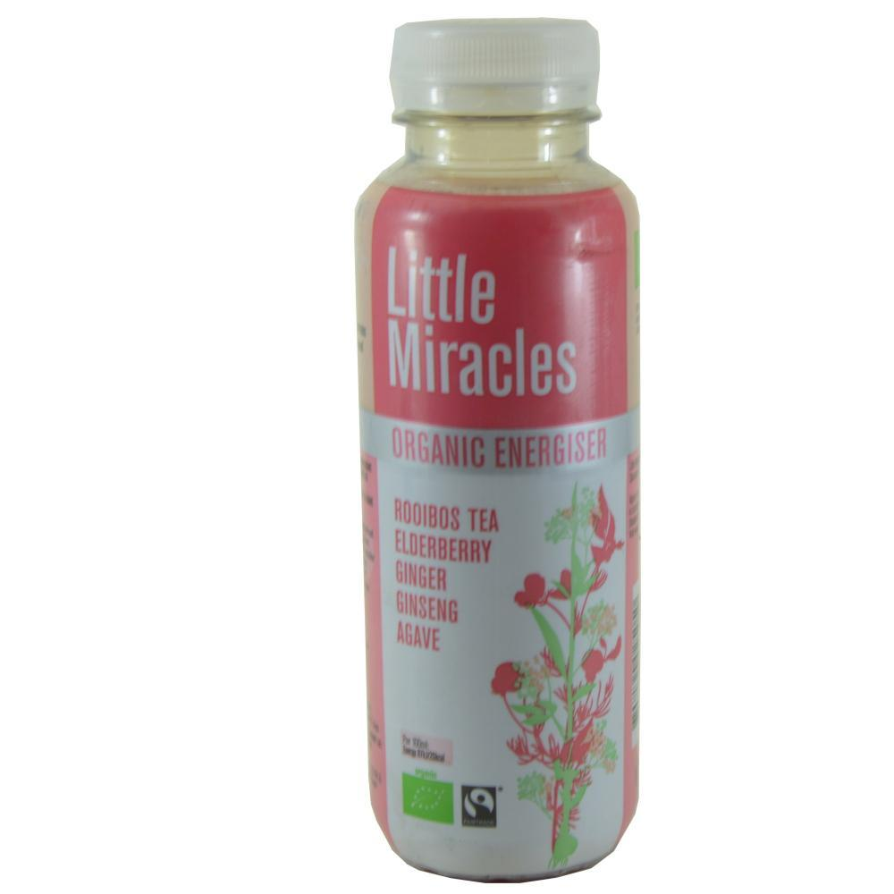 CLEARANCE  Little Miracles Organic Energiser Rooibos Tea 330ml 330ml
