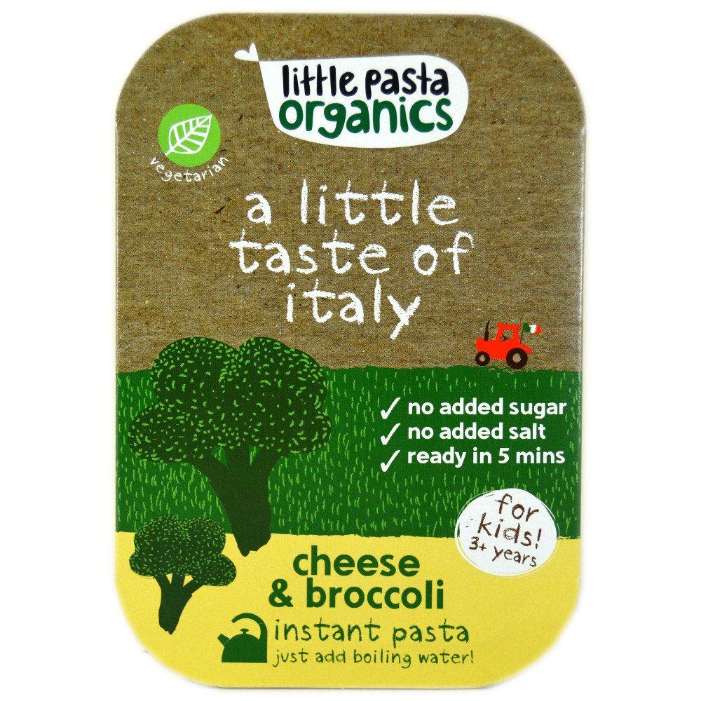 FURTHER REDUCTION  Little Pasta Organics Cheese and Broccoli 45g