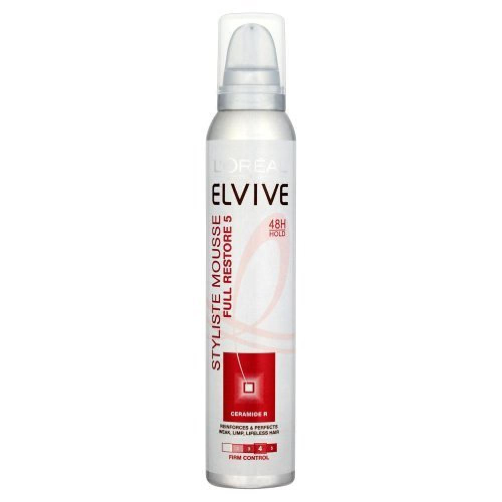 LOreal Elvive Styliste Mousse Full Restore 200ml