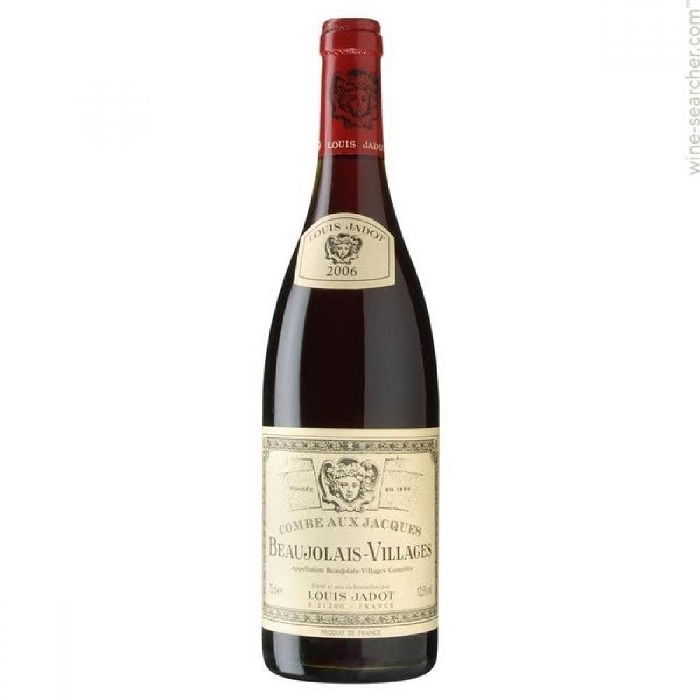 Louis Jadot Combe aux Jacques Beaujolais Villages Beaujolais 2015 75 cl