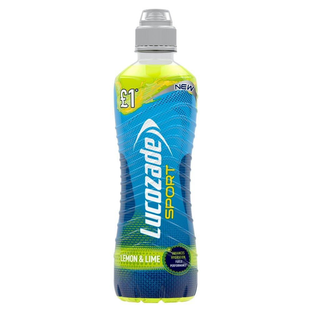 Lucozade Sport Lemon and Lime 500ml