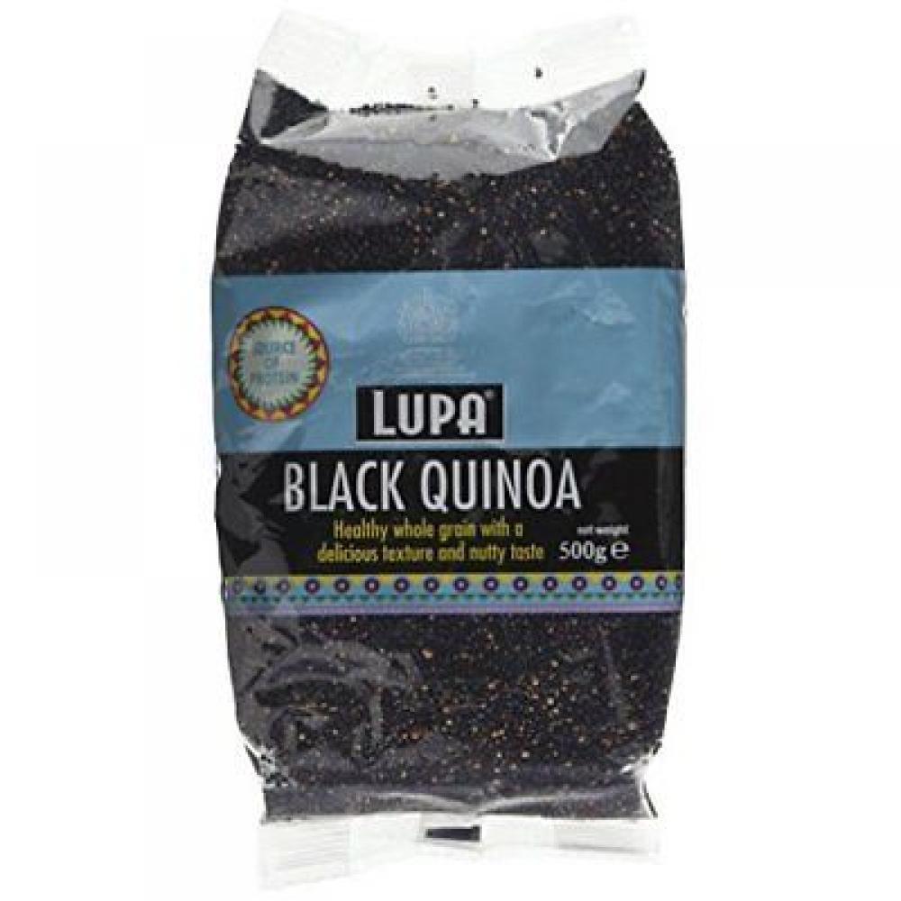 Lupa Black Quinoa 500g