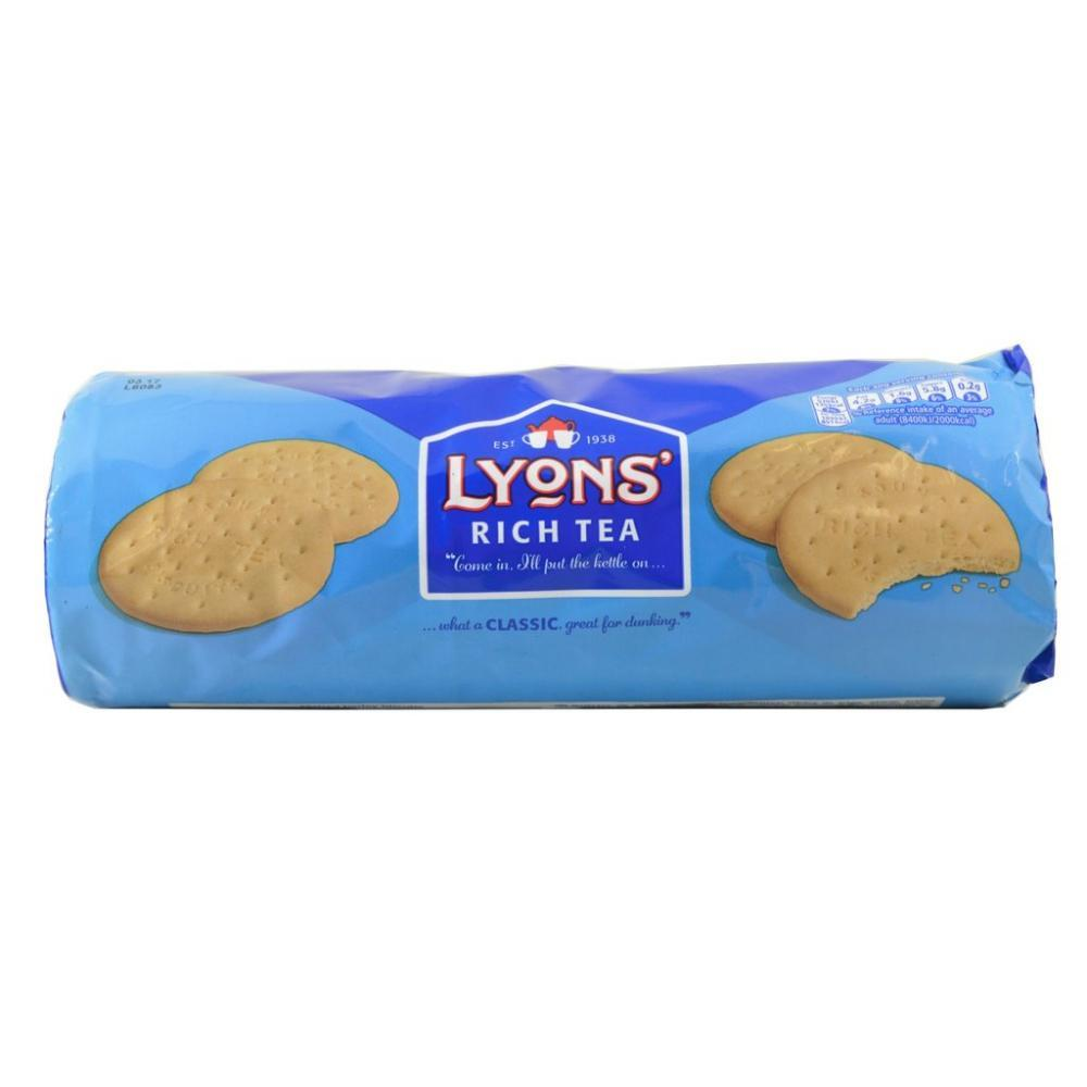 Lyons Rich Tea Biscuits 300g