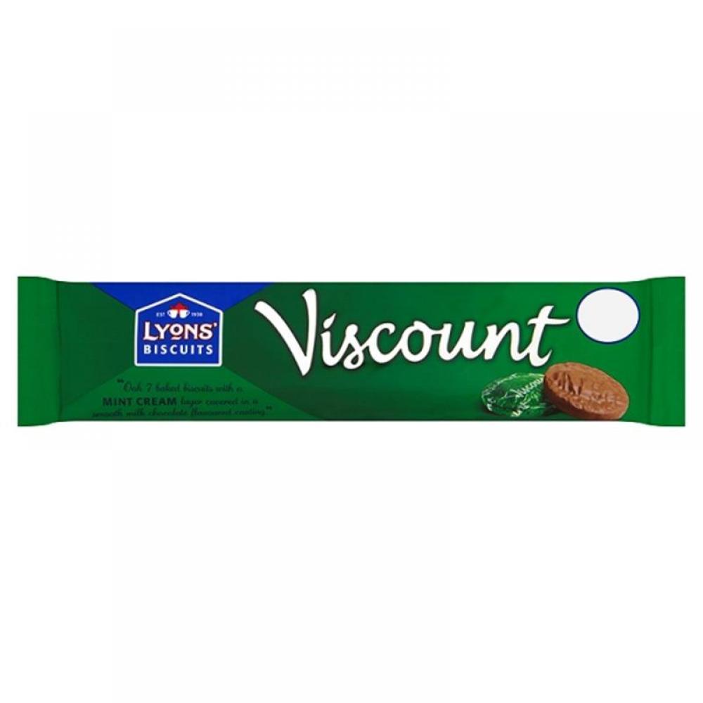 Lyons Viscount Biscuits 98g