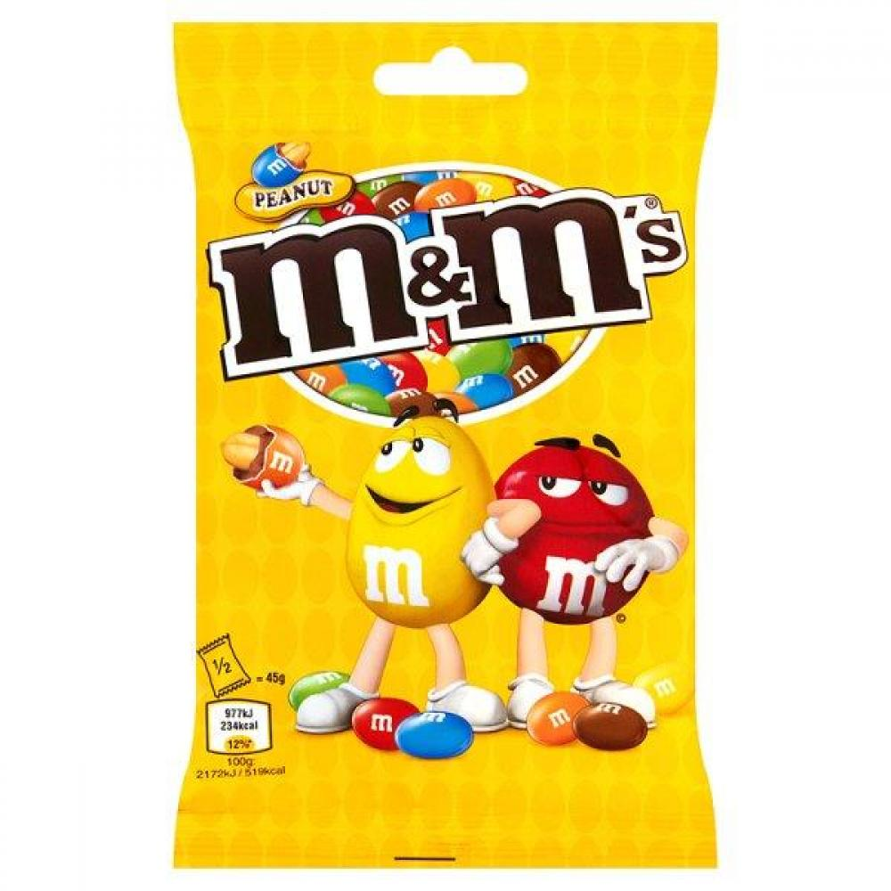 M and Ms Peanut 90g