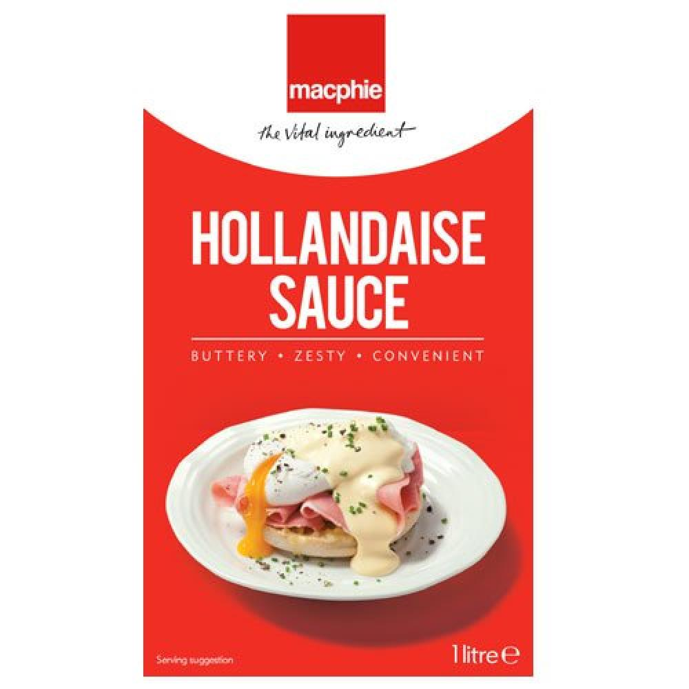 Macphie Hollandaise Savoury Sauce 1L