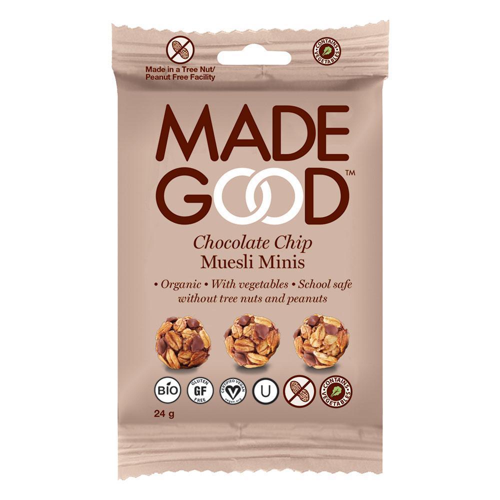 Made Good Chocolate Chip Muesli Minis 24g