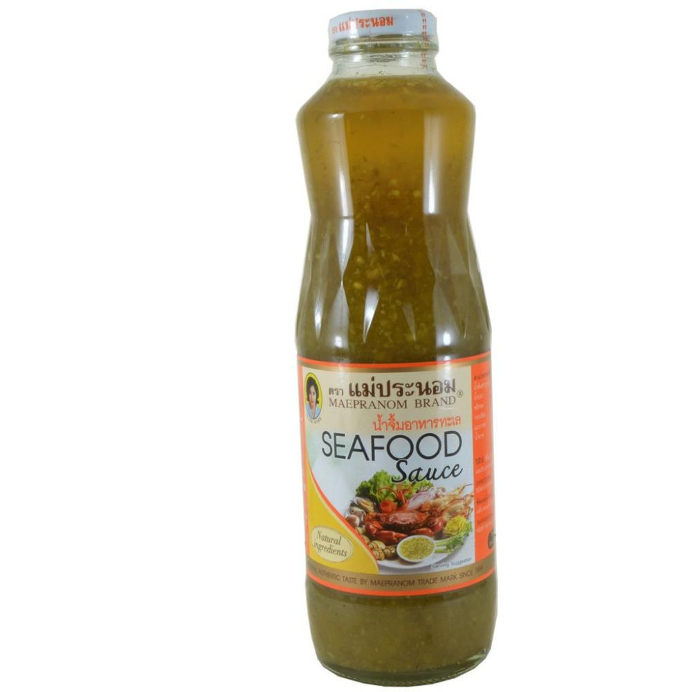 FURTHER REDUCTION  Maepranom Brand Seafood Sauce 750ml