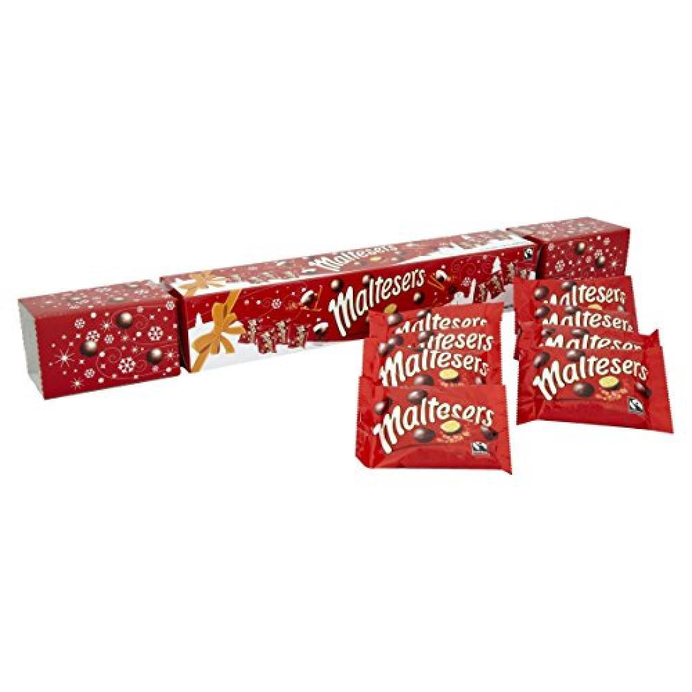 Maltesers Milk Chocolates in Giant Cracker Box 156 g