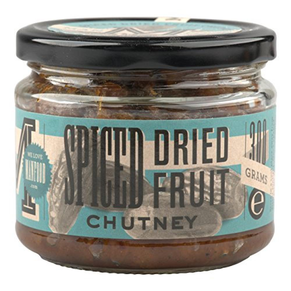 Manfood Spiced Dried Fruit Chutney 300 g