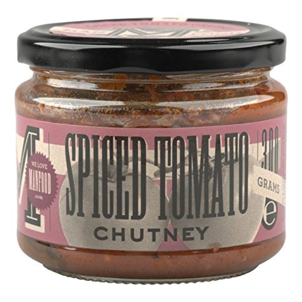 Manfood Spiced Tomato Chutney 300g