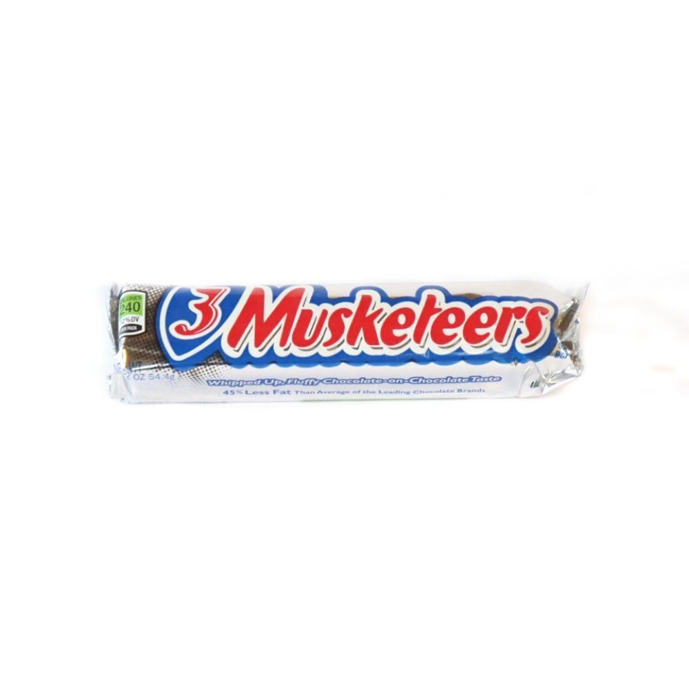 Mars Mars 3 Musketeers 54.4g 54.4g 54.4g 54.4g
