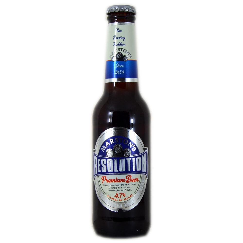 Marstons Resolution 275ml