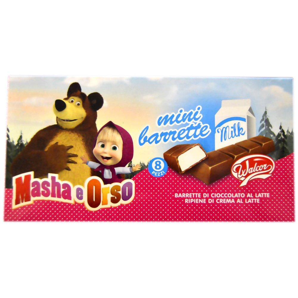 Masha e Orso Mini Bar 100g