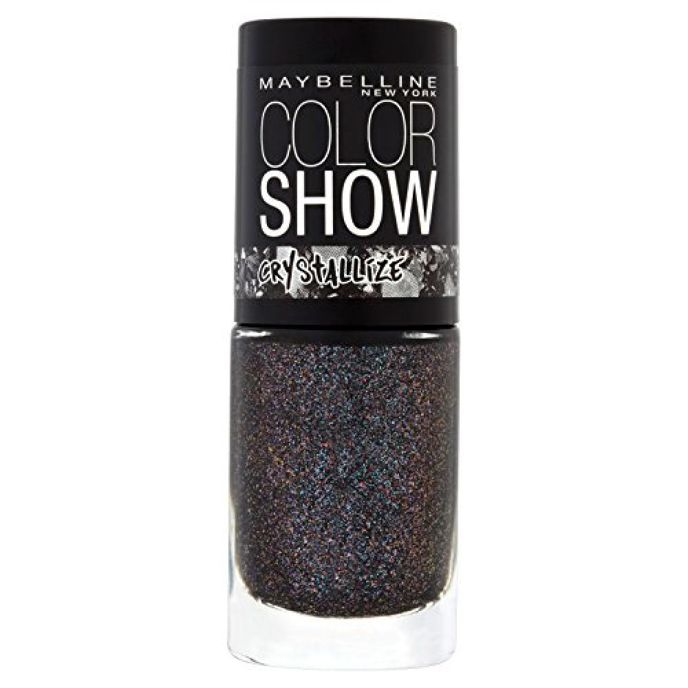 Maybelline Colour Show Crystal Nail Polish - 7 ml Nearly