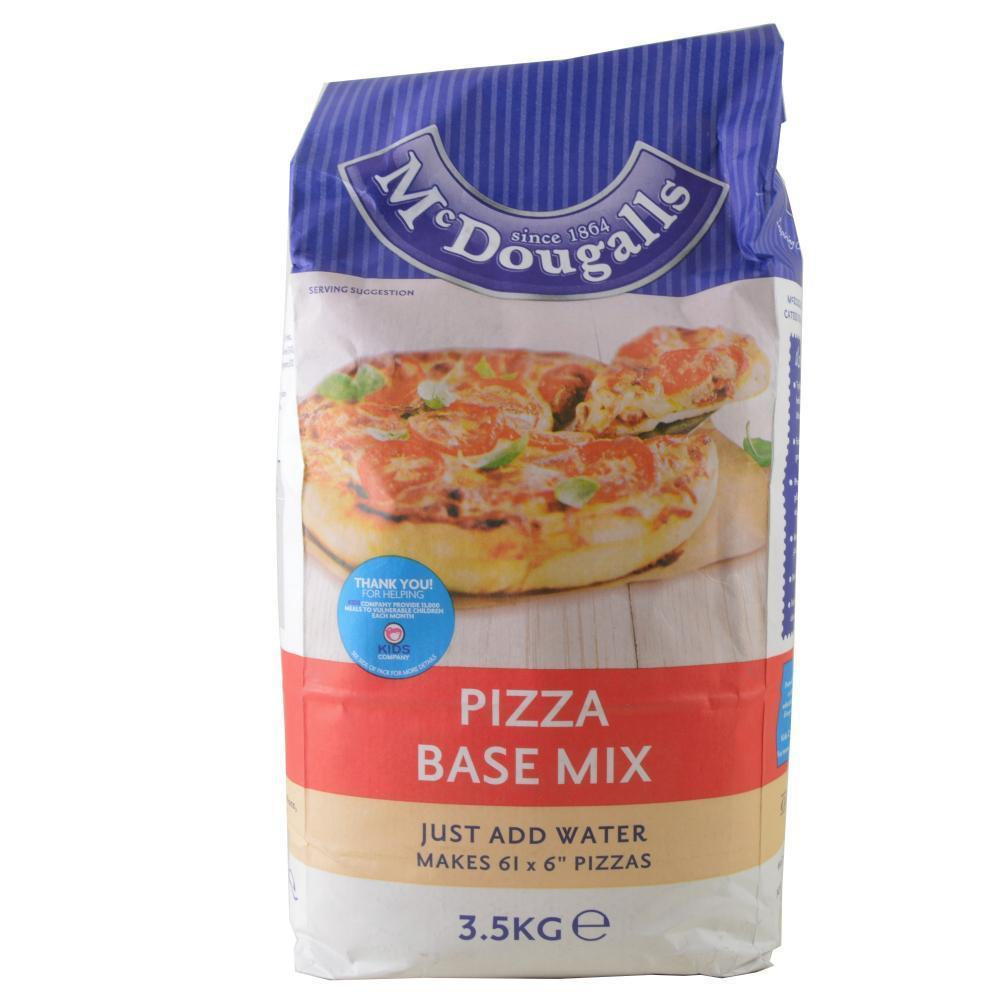 Mcdougalls Pizza Base Mix 3500g