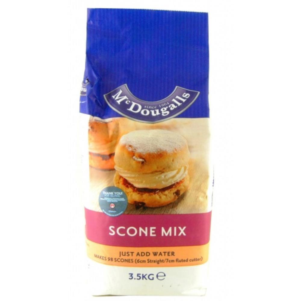 Mcdougalls Scone Mix 3.5kg