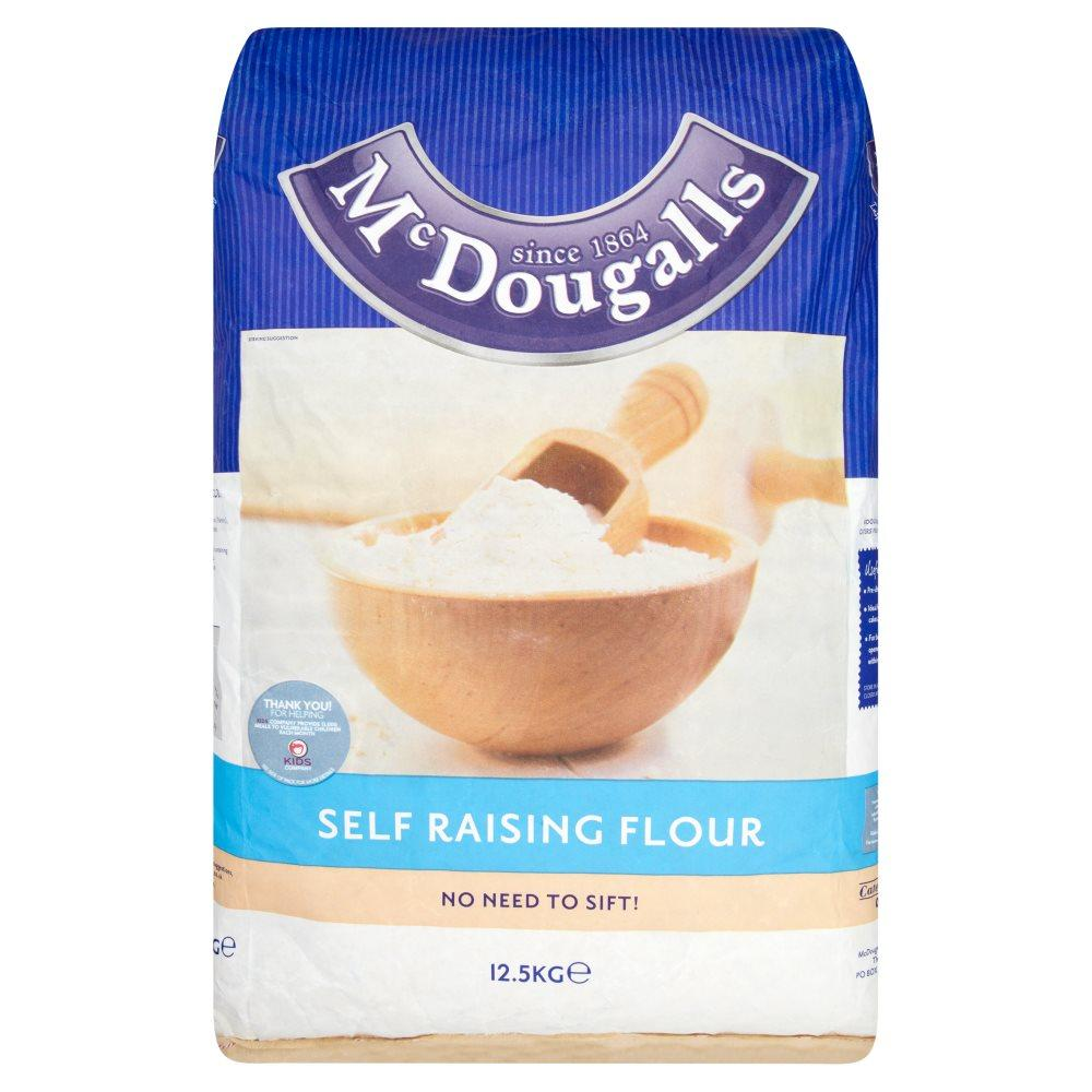 Mcdougalls Self Raising Flour 12.5kg