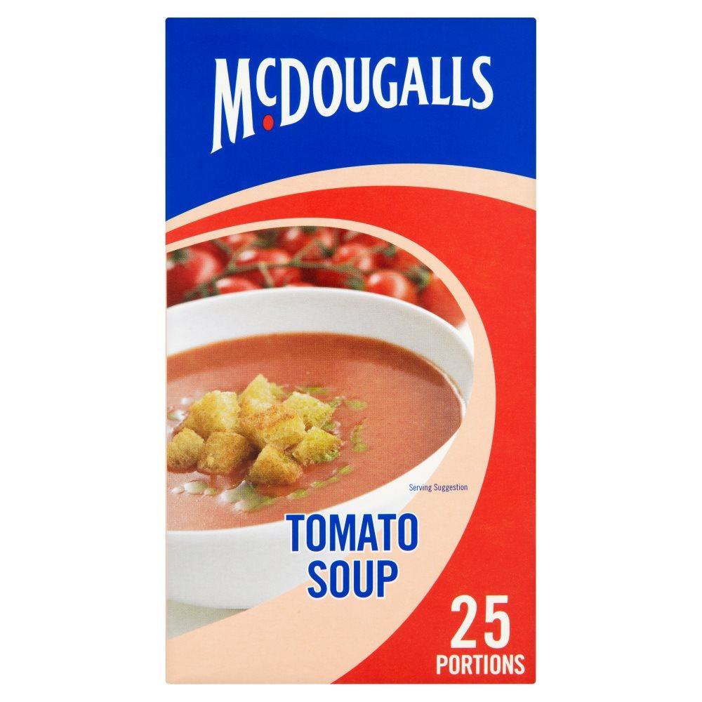 Mcdougalls Tomato Soup 383g