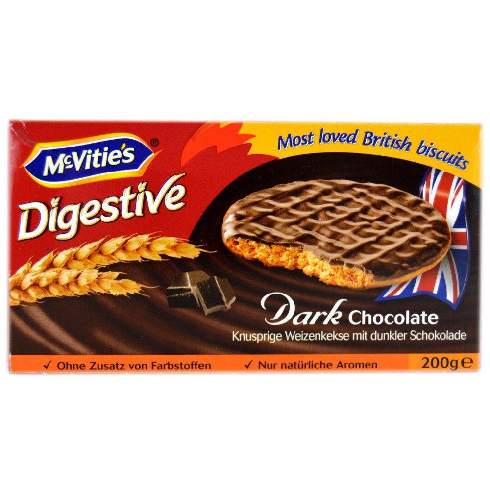 McVities Digestives Dark Chocolate 200g