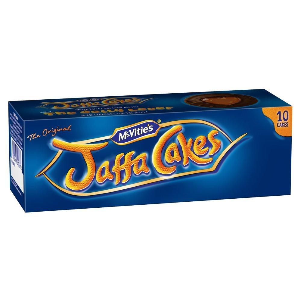 McVities Jaffa Cakes 10 pack