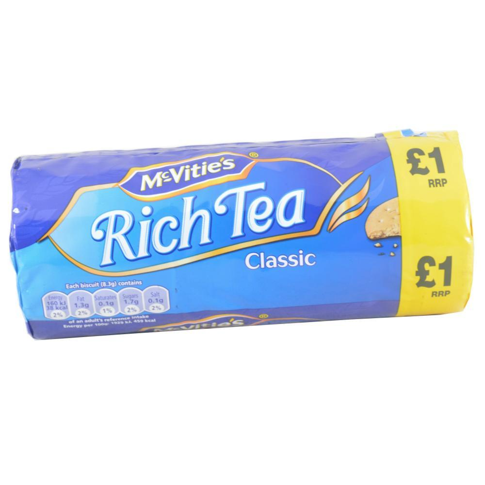 McVities Rich Tea 200g