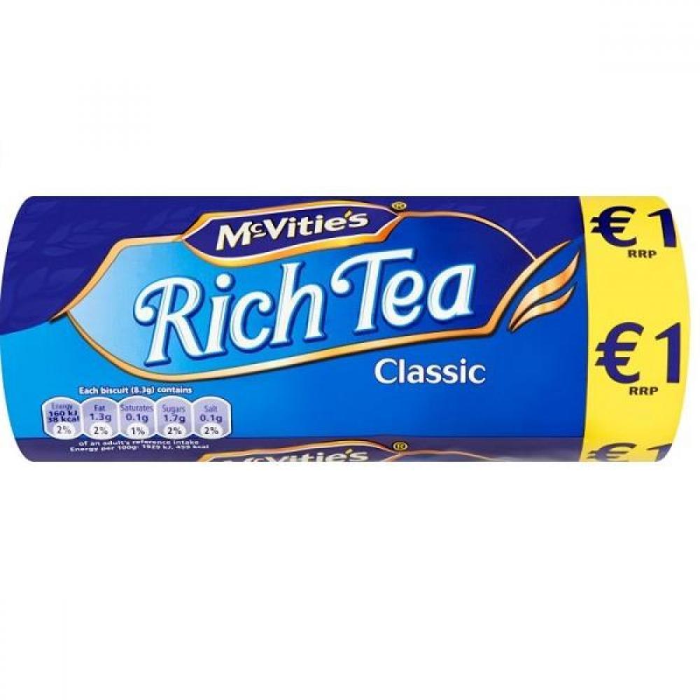 McVities Rich Tea Classic 200g