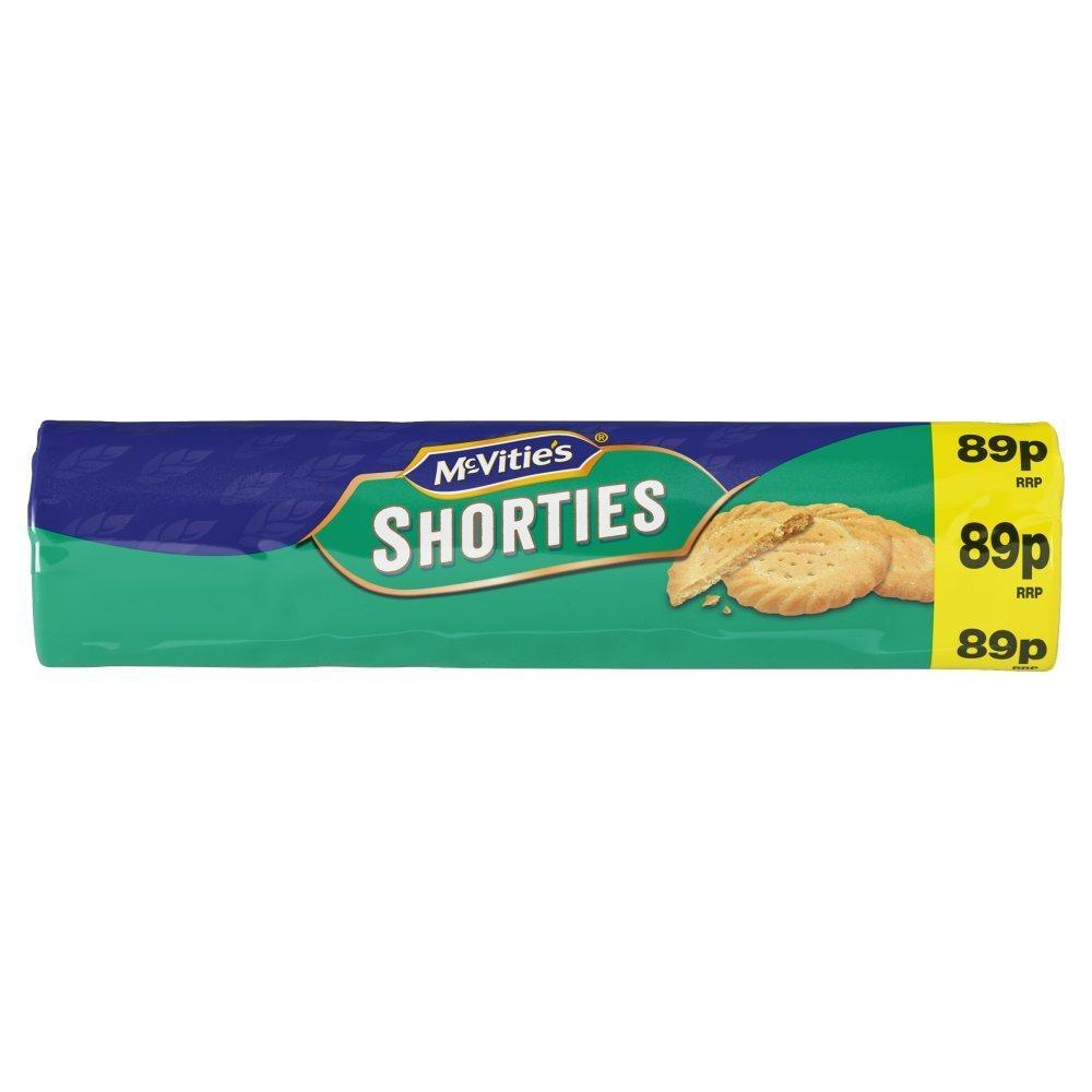 McVities Shorties 300g