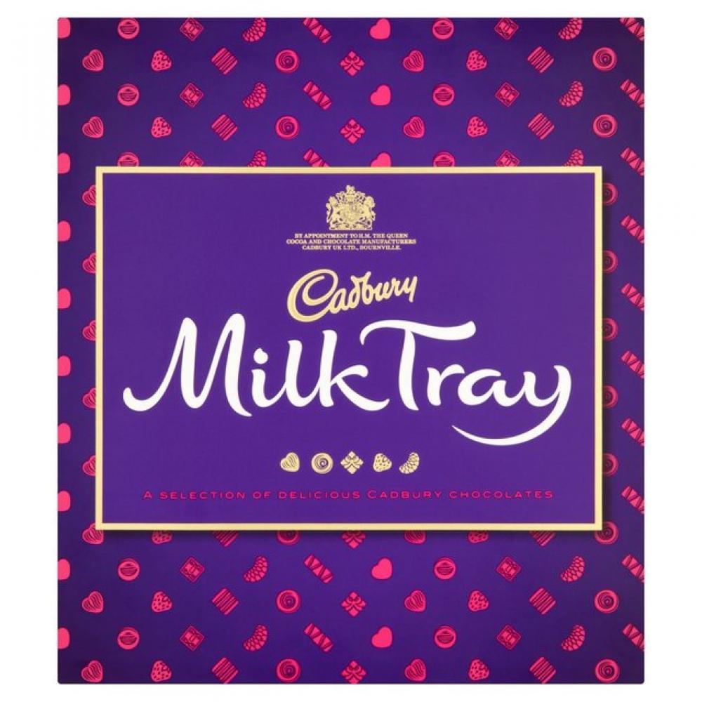 SUNDAY SPECIAL  Cadbury Milk Tray 360g