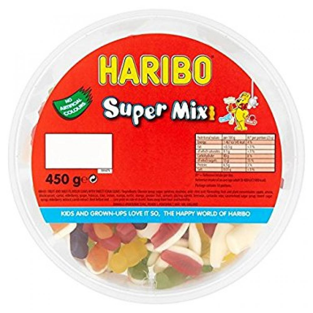 Haribo Super Mix 450g
