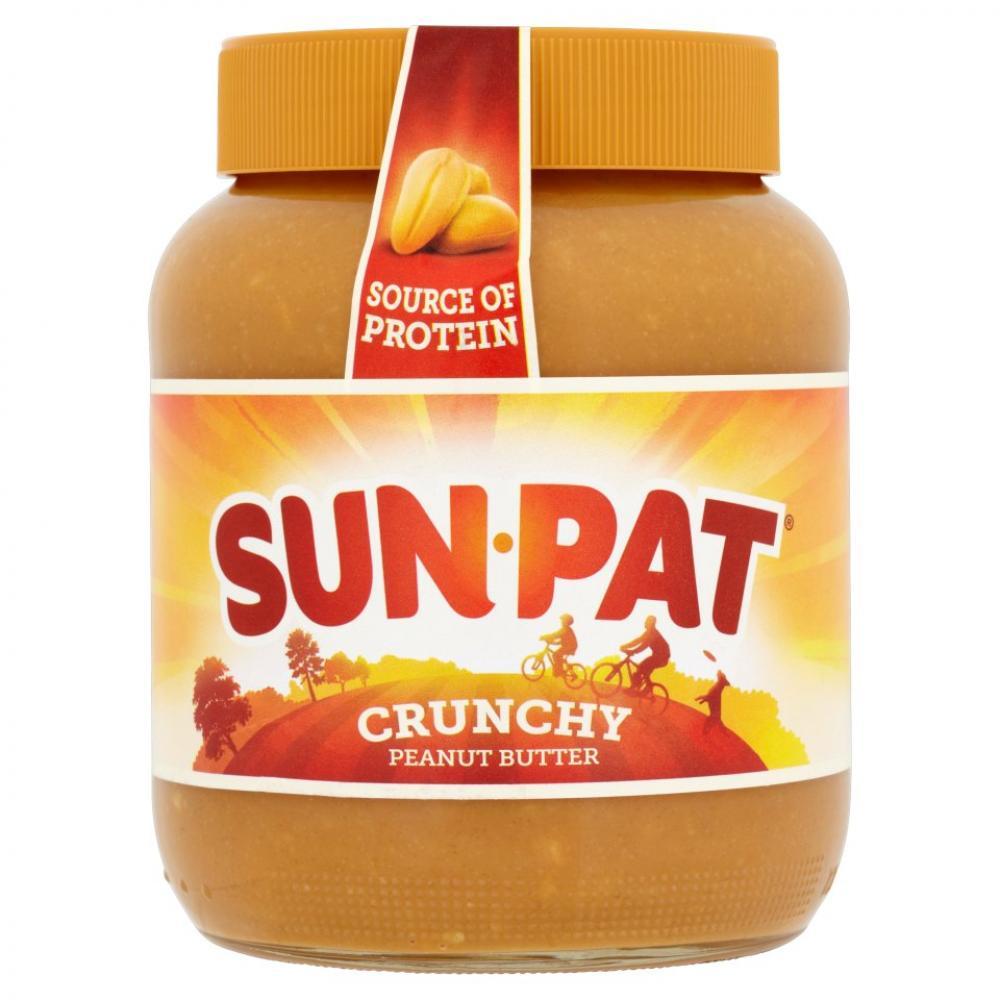Sun Pat Crunchy Peanut Butter 700g