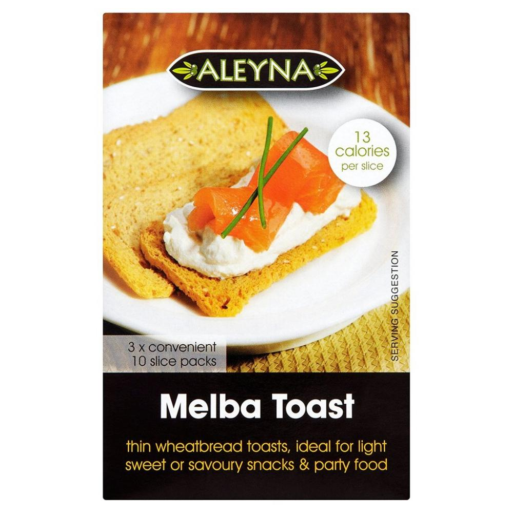 FURTHER REDUCTION  Aleyna Melba Toast 100g