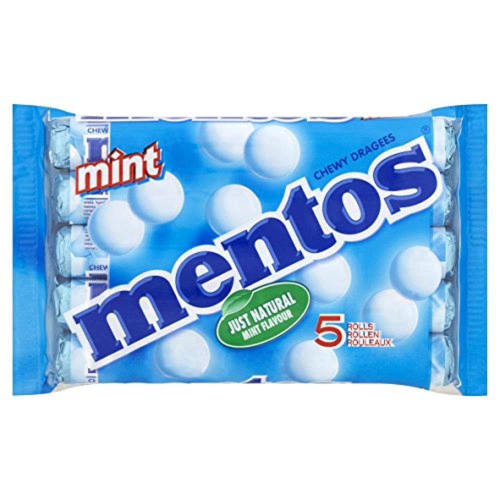 Mentos Mint 5 Pack 5x38g