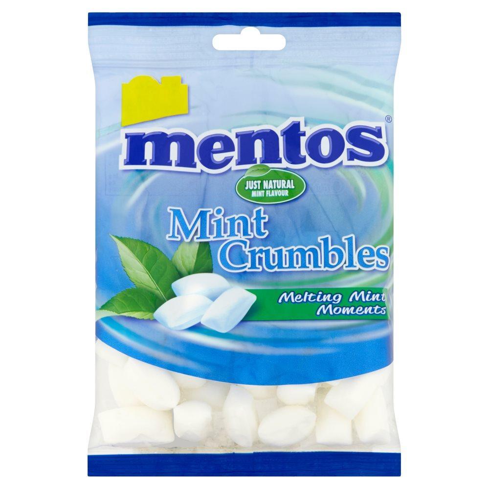 Mentos Mint Crumbles 150g