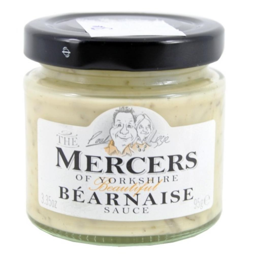 Mercers Bearnaise Sauce 95g