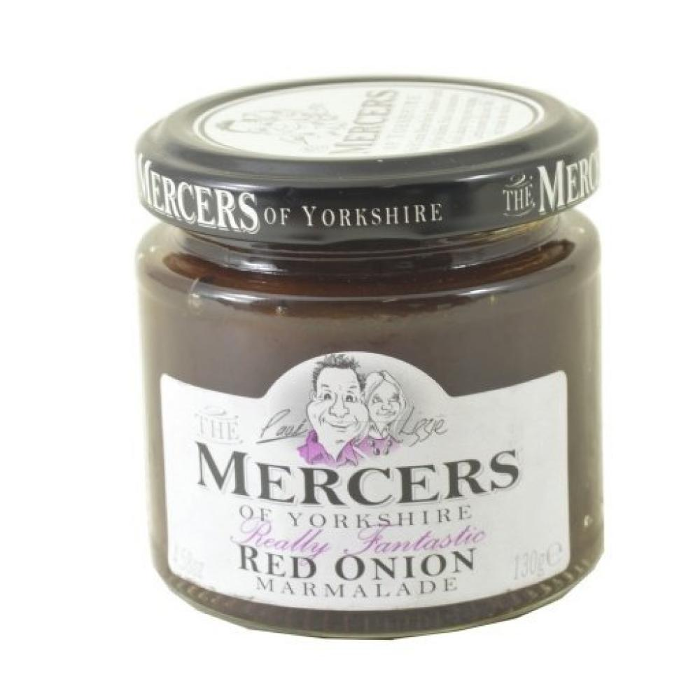 Mercers Red Onion Marmalade 340g