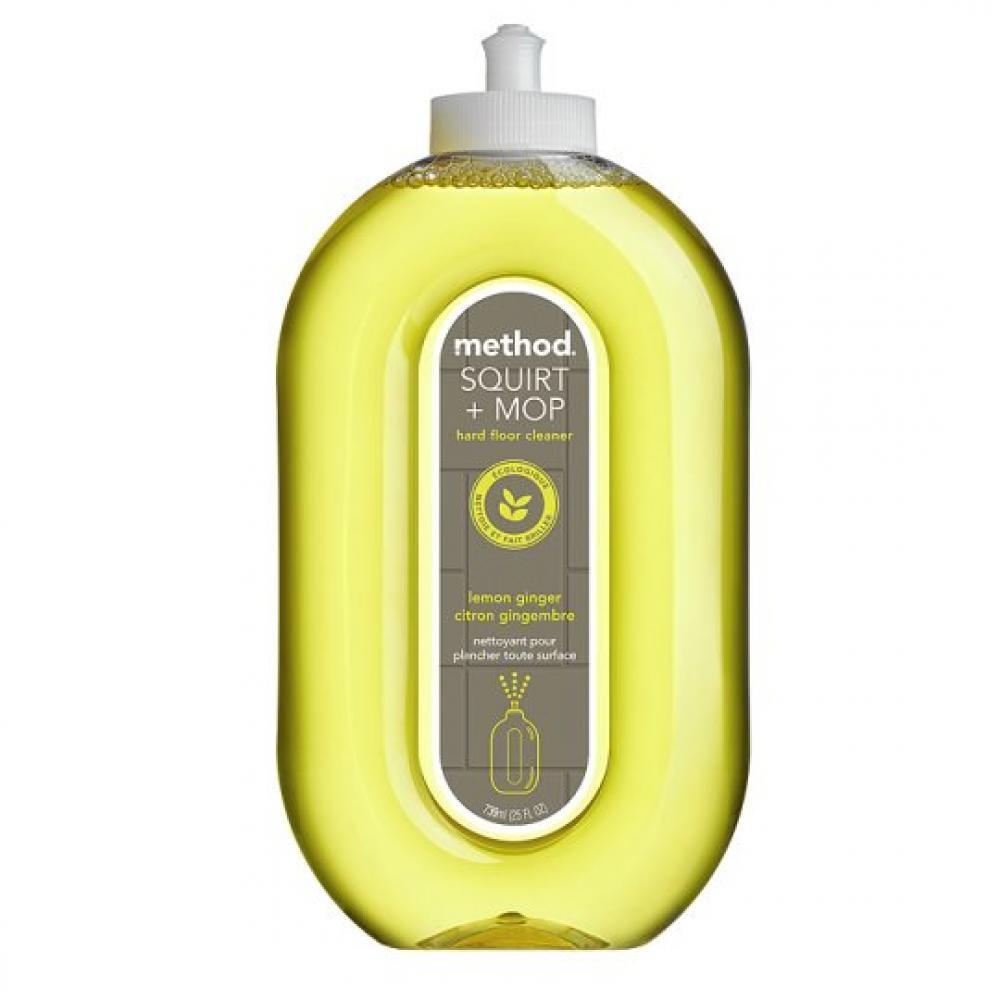 Method All Floor Cleaner Lemon Ginger 739 ml
