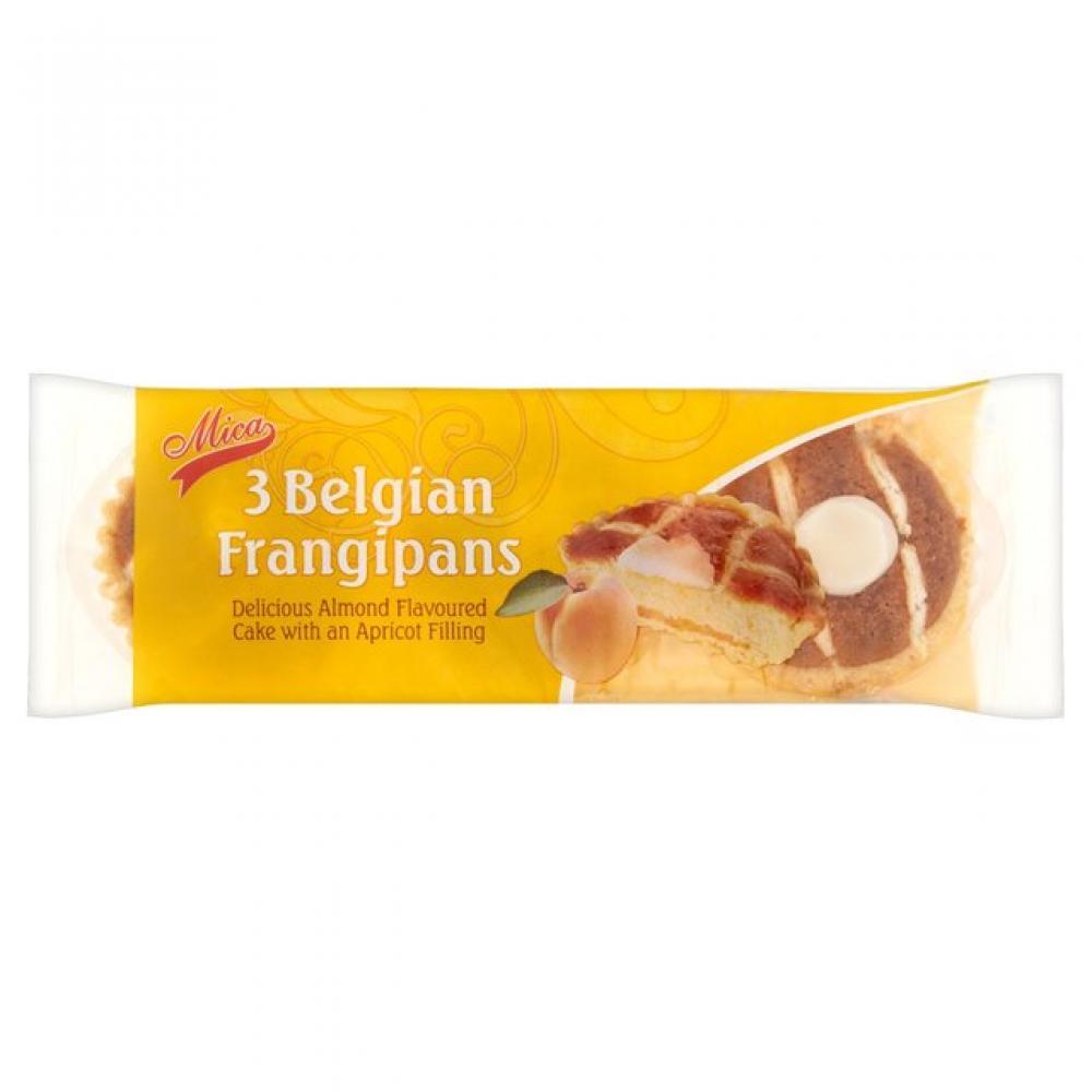 Mica 3 Belgian Frangipans