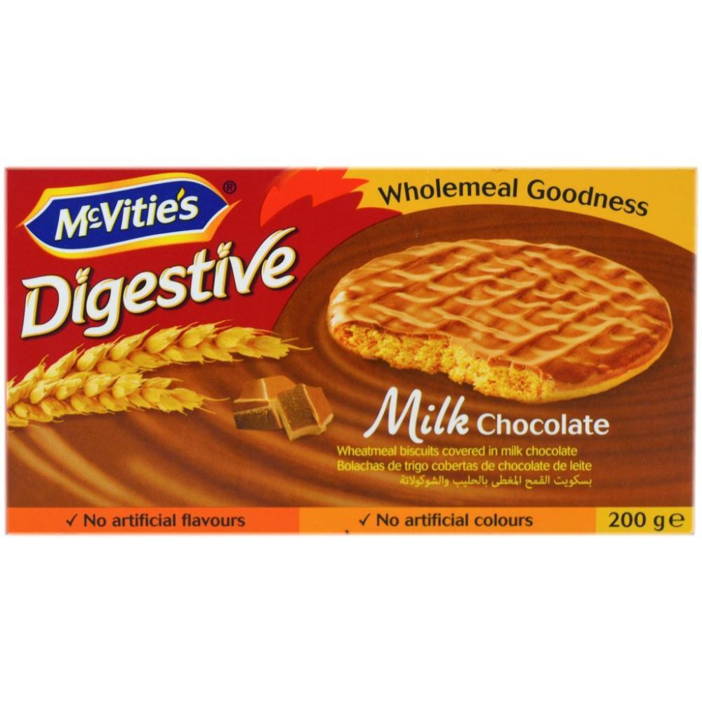 McVities Milk Chocolate Digestives 200g