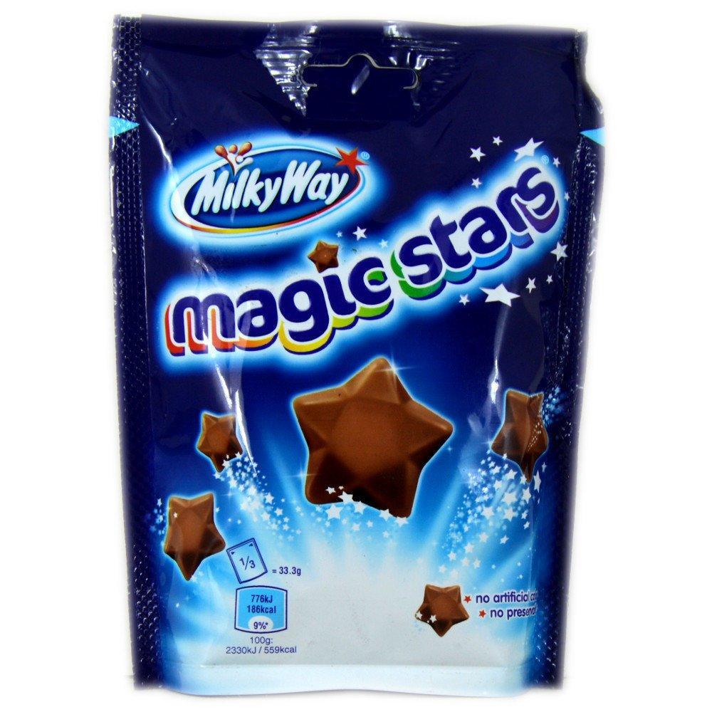 MilkyWay MilkyWay MilkyWay MEGA DEAL MilkyWay Magic Stars 100g 100g 100g 100g