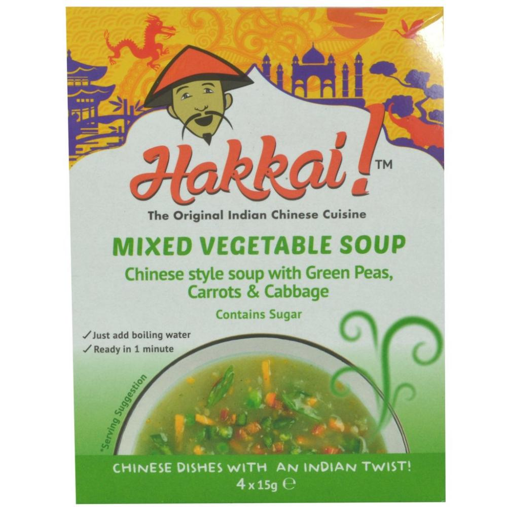 Hakkai Mixed Vegetable Soup 60g