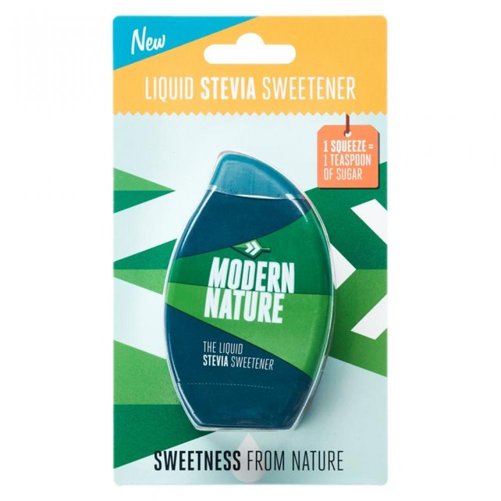 Modern Nature Liquid Stevia Sweetener 60ml