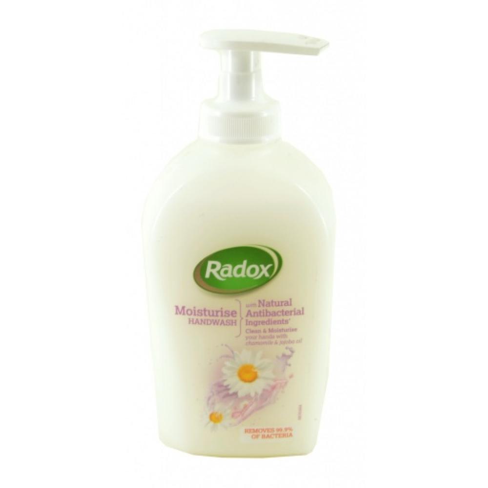 Radox Moisture Handwash 300ml