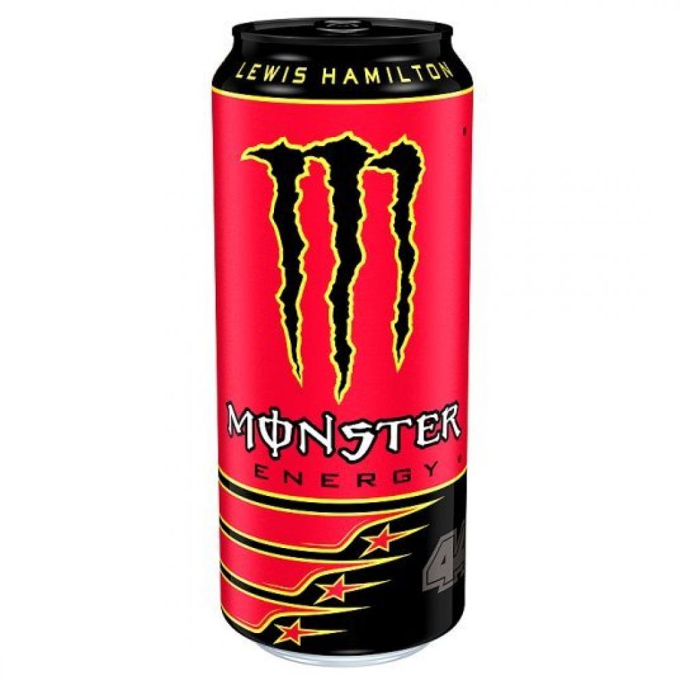 Monster Lewis Hamilton 44 Energy Drink 500ml