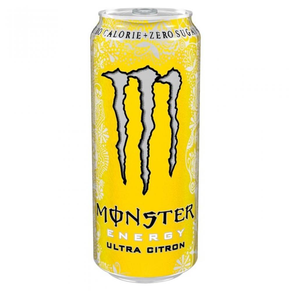 Monster Ultra Citron Energy Drink 500ml