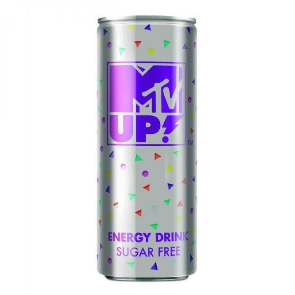 MTV UP Sugar Free Energy Drink 250ml