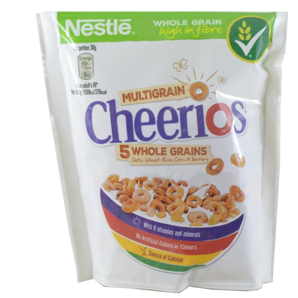 Nestle Multigrain Cheerios Pouch 30g