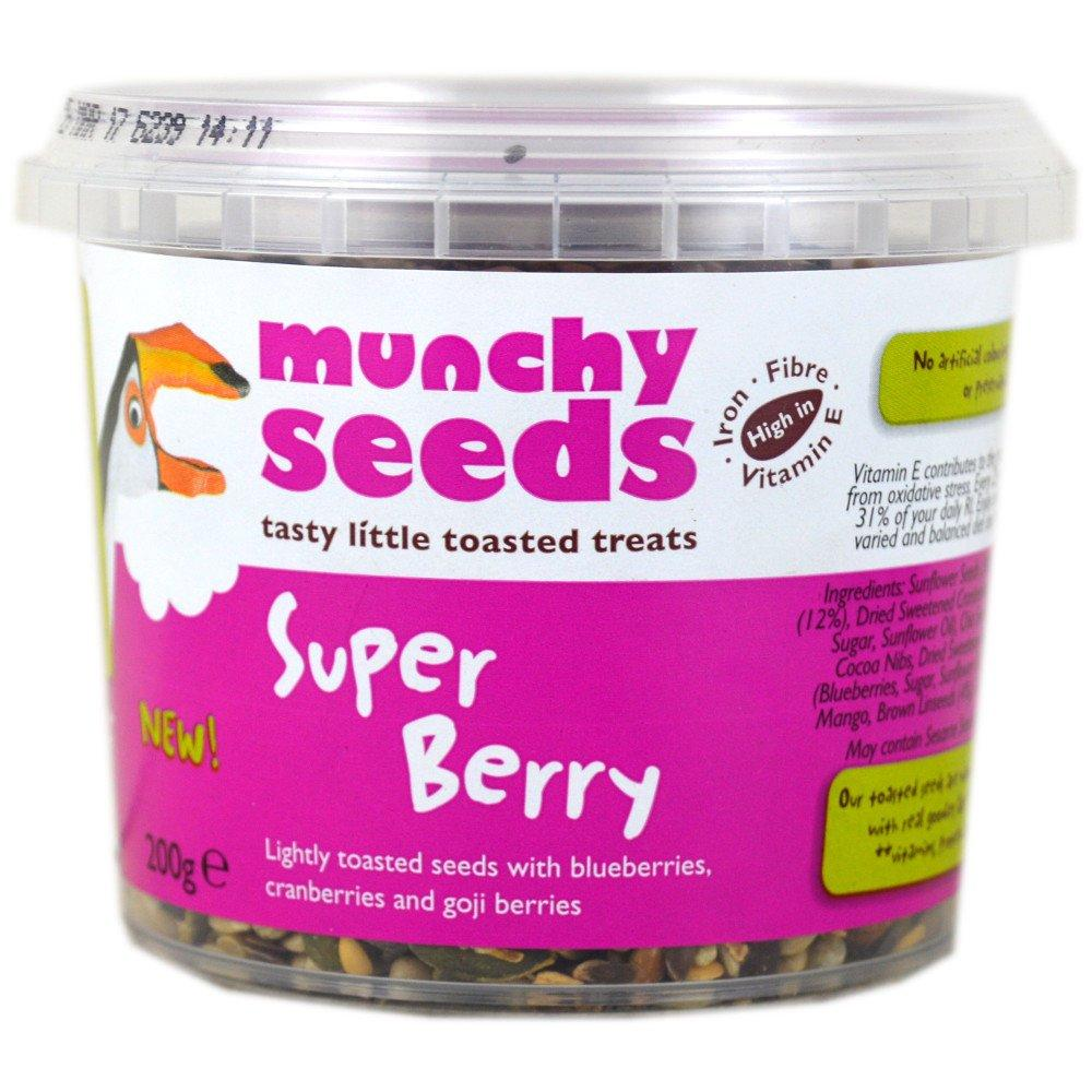 Munchy Seeds Super Berry 200g 200g