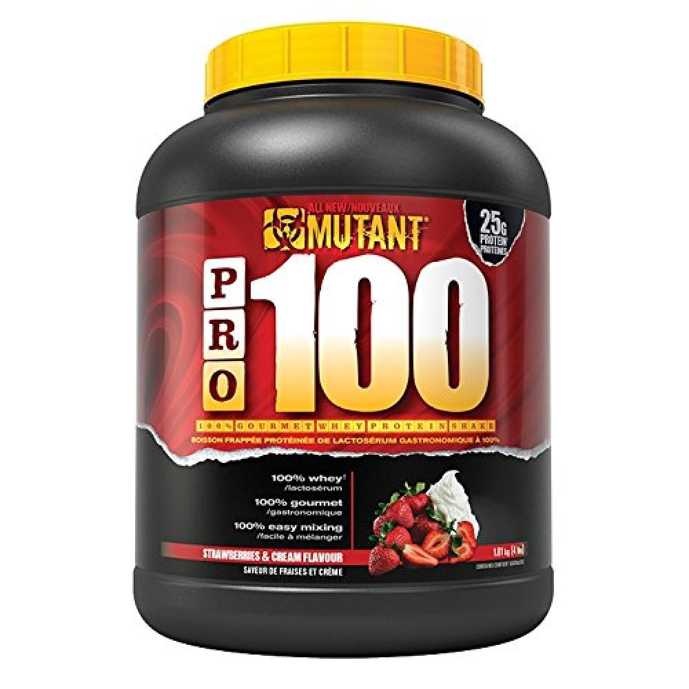 Mutant Pro 100 - Strawberries and Cream 181 kg