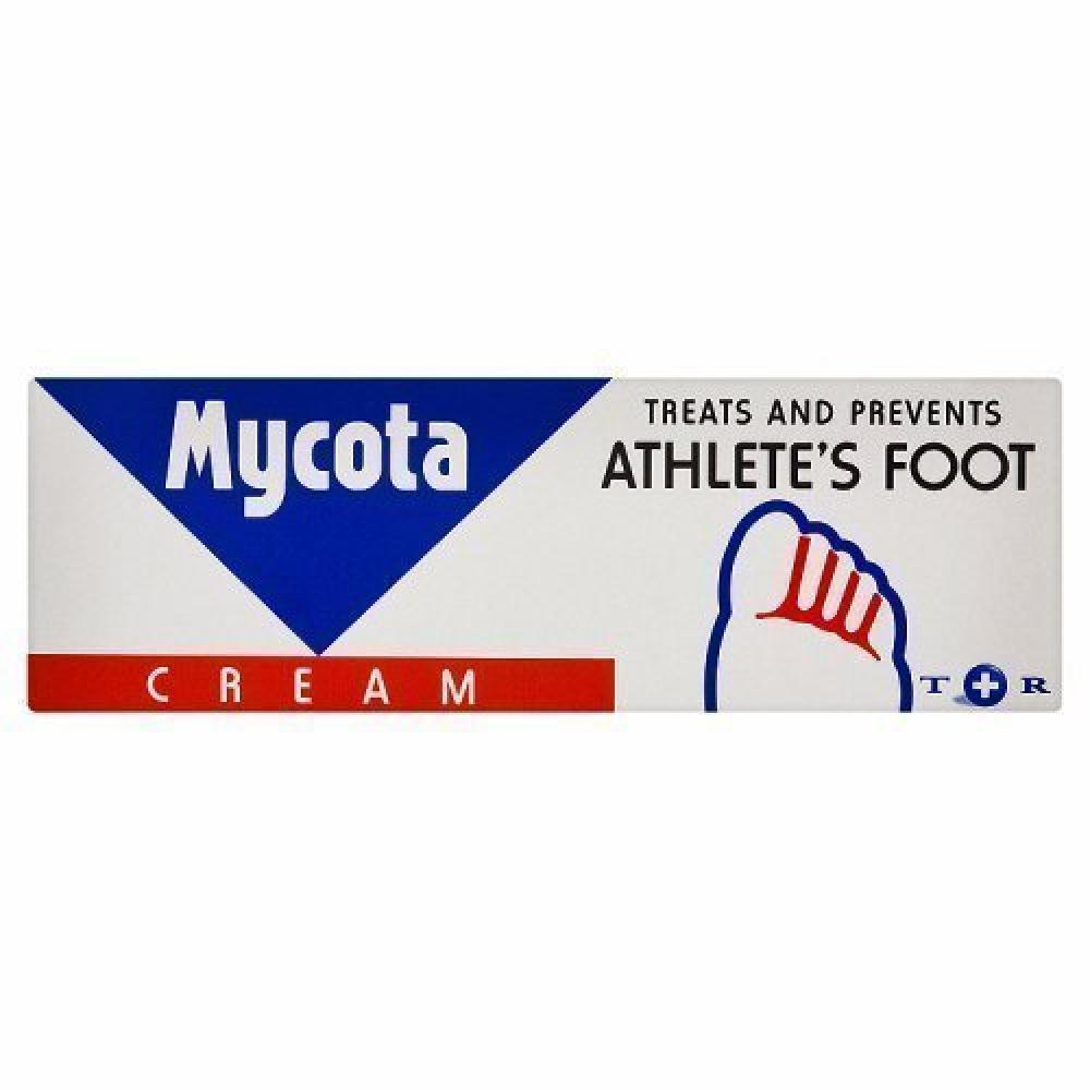 Mycota Athletes Foot Cream 25 g